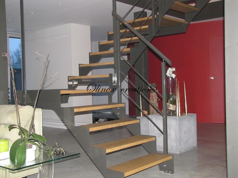 Création d'escalier Bruxelles