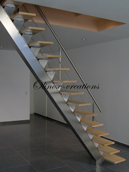 Escalier intérieur Brabant Wallon