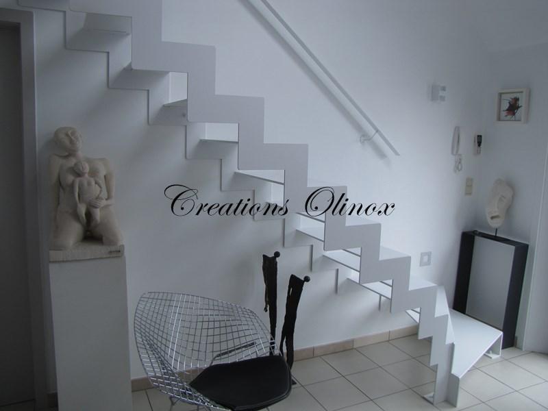 Escalier sur mesure Charleroi