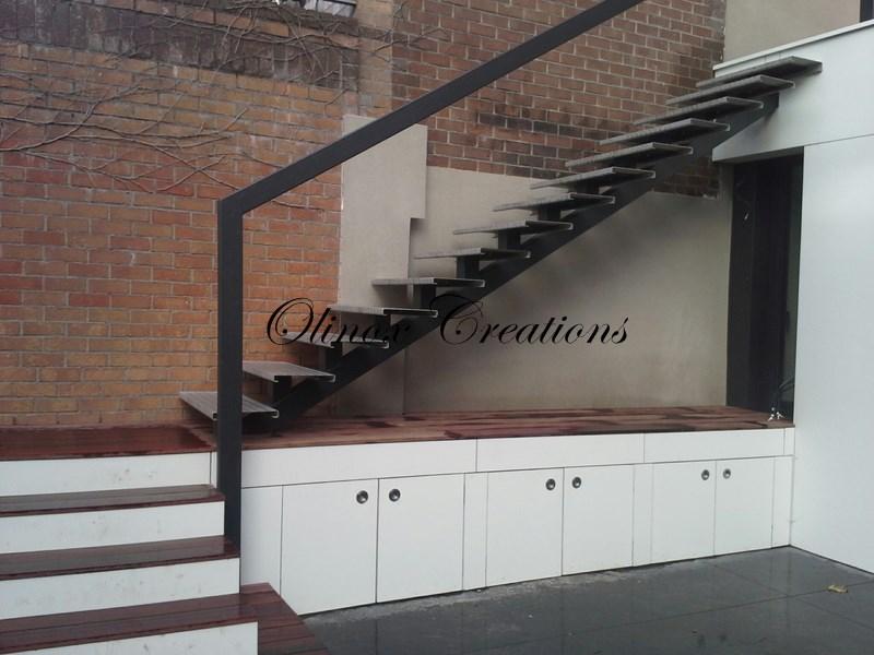 Escalier Lille Olinox Cr Ations