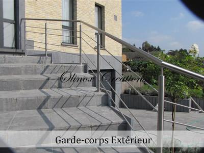 Fabricant De Garde Corps Inox Sur Mesure