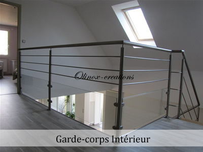 Preview for Garde corps interieur