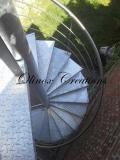 Escalier hélicoïdale