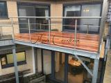 Extension de terrasse