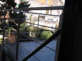 Terrasse avec son garde corps